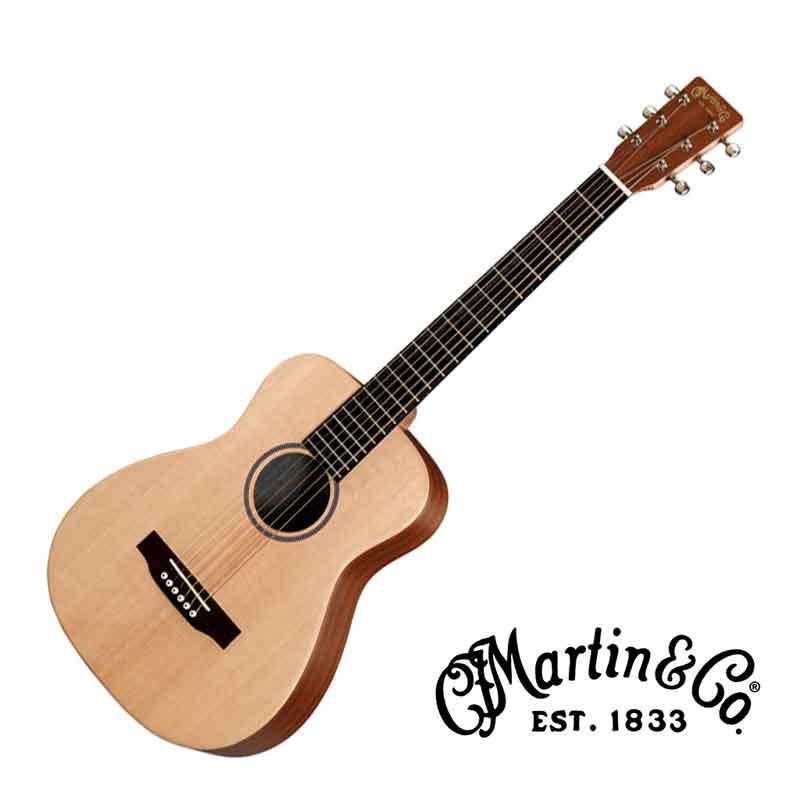 Martin LX1E34吋旅行吉他 Little Martin 小馬丁 小吉他 民謠吉他 雲杉單板【他,在旅行】