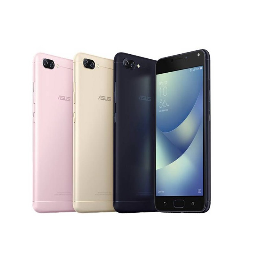 免運/台灣保固 華碩ASUS ZenFone 4 Max Pro (3G/32G)5.5吋熒幕 完美展示機 福利品