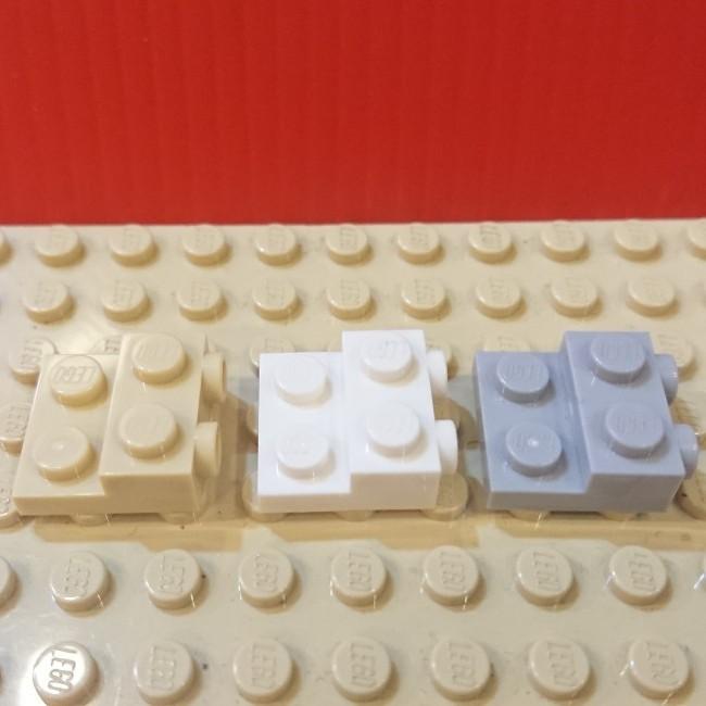 【Joyw】樂高 LEGO #99206 2x2x2/3 側接 薄板