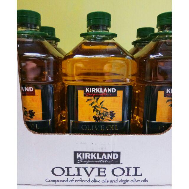 11/11特價 現貨 COSTCO  橄欖油 (3公升X1瓶) Kirkland  科克蘭 好市多 純橄欖油