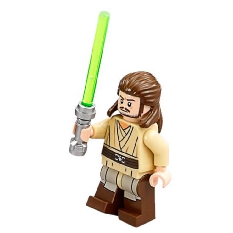 【台中翔智積木】LEGO 樂高 星際大戰 75169 金魁剛 Qui-Gon Jinn (sw810)