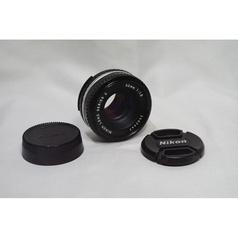 超銳利餅乾鏡 Nikon SERIES E 50mm F1.8 Ai