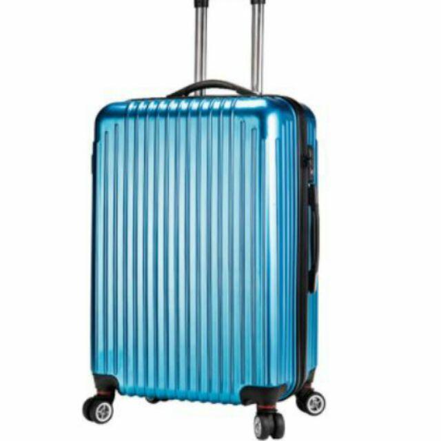 America Tiger 24吋 行李箱,蝦皮最便宜。