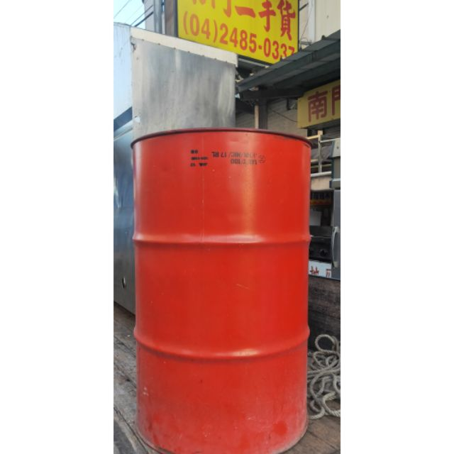南門二手貨自售 50公升200 立方 大油桶大鐵桶寬度58公分高度90公分