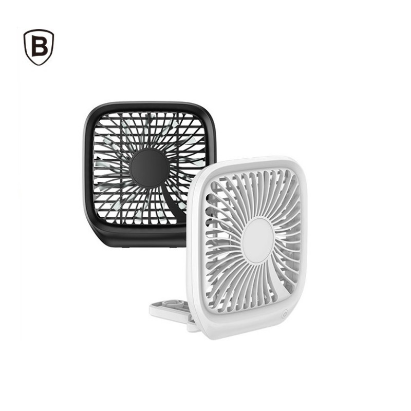 倍思 摺疊車載後座風扇 後座專用 風扇 外接風扇 車用風扇 Baseus