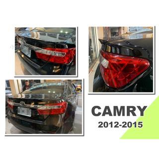小亞車燈*new camry 2012 12 13 14 15 年 7代 7.5代 原廠 尾翼 小鴨尾翼 含烤漆 高雄市