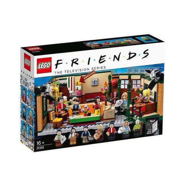 【現貨】【正品保證】樂高LEGO 21319 IDEAS美劇老友記中央公園咖啡館