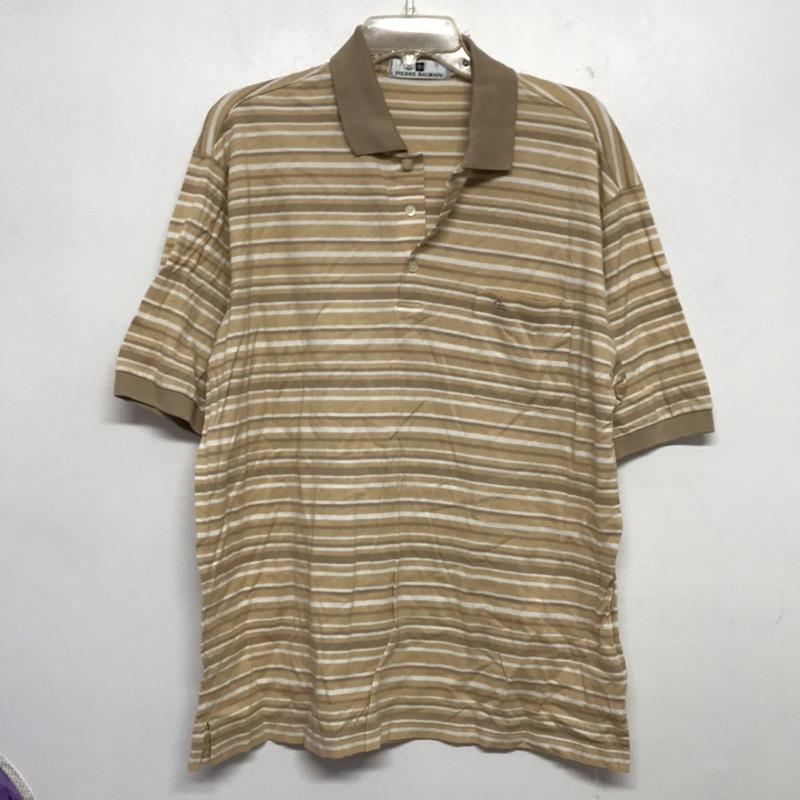 PIERRE BALMAIN 男生短袖Polo 衫XL
