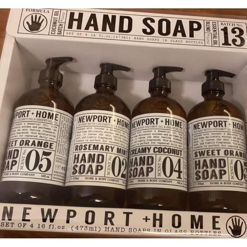 好市多 NEWPORT+HOME 洗手液/洗手乳單罐販售