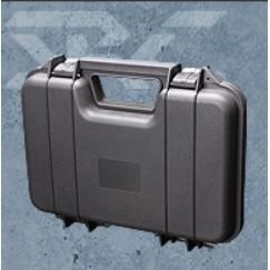 OMC生存遊戲-SRC收納箱BB槍短槍盒-只有黑色(臺灣製品-收納盒收納箱)