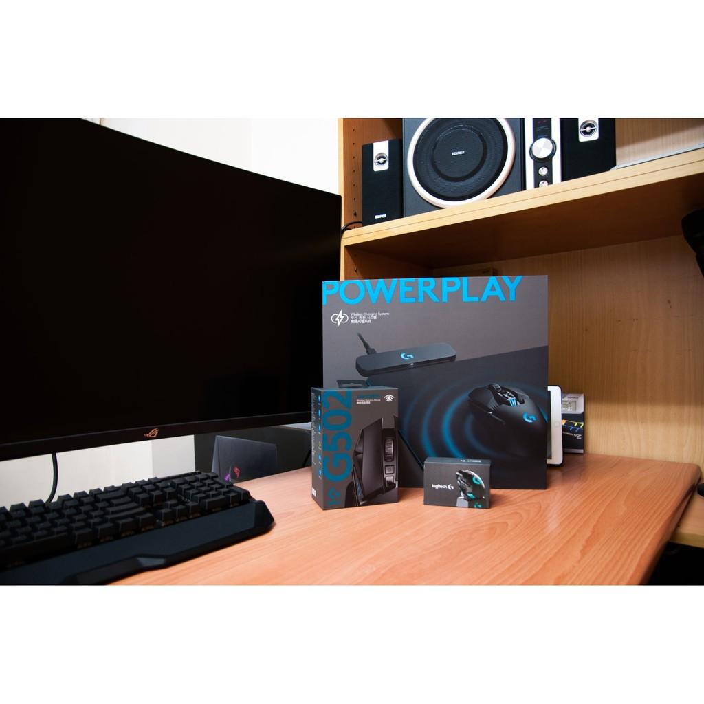 【我最便宜】 Logitech PowerPlay 羅技無線充電滑鼠墊 可用:G Pro G502 Lightspeed