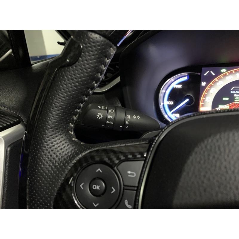 Toyota 豐田 RAV4 5代 大燈撥桿(原廠大燈關掉)