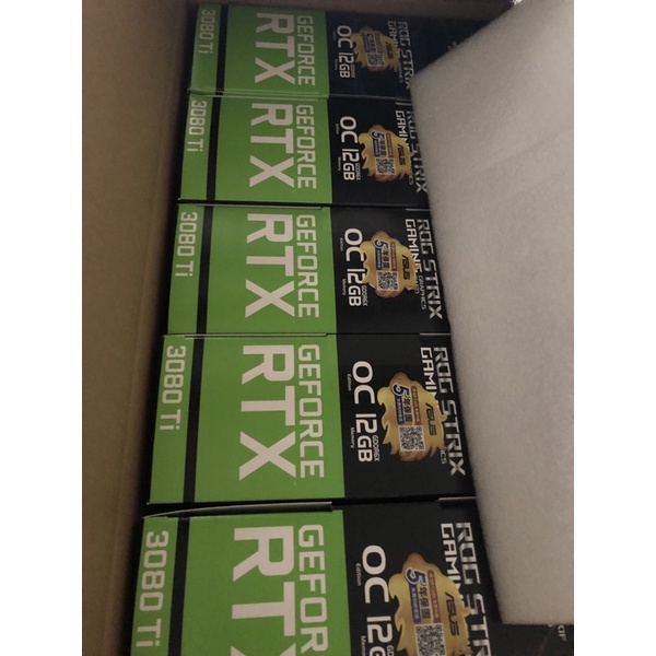 華碩 ROG STRIX RTX3080TI O12G GAMING 顯示卡 RTX 3080 Ti  現金自取 現貨