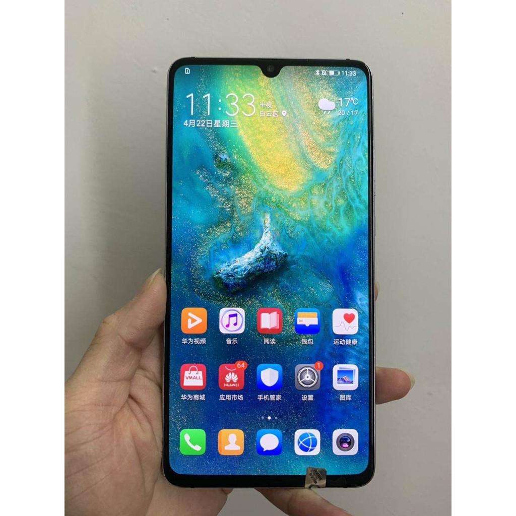 (現貨)二手Huawei華為 Mate 20 X 4G版全面屏手機mate20X 大屏智能手機