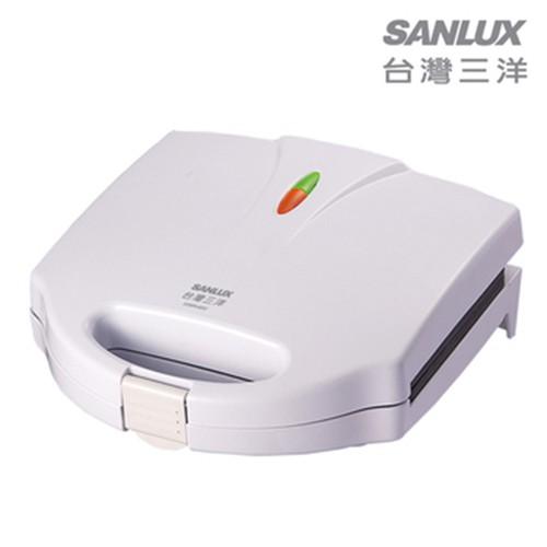 【SANLUX 台灣三洋】電熱式鬆餅機(SYHPS-02SC)點心機