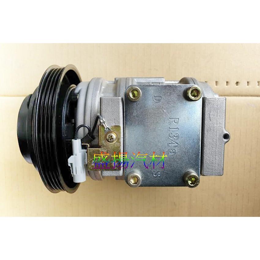 盛揚 豐田 COROLLA 1.6/1.8 (1993-1996) 冷氣壓縮機 外匯新品 R134