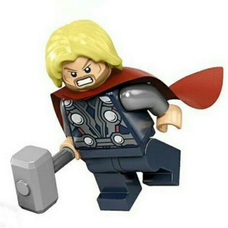 LEGO 6868 樂高 雷神索爾 復仇者聯盟