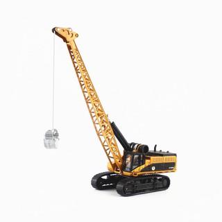 【W先生】華一 HY TRUCK 1:50 1/ 50 塔式吊車 吊車 起重機 工程車 金屬模型 合金模型 臺南市