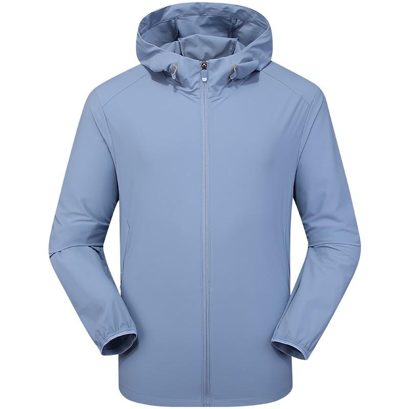 DZRZVD杜戛地「62001男款」強力彈力輕薄外套 抗UV、彈力、防潑水、涼感、冰絲 ONEBOY 冰鋒衣 可參考