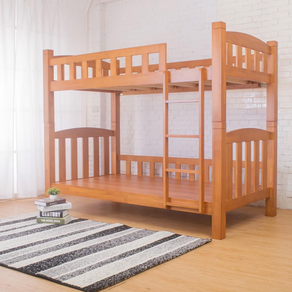 Boden-安德魯3.5尺單人實木雙層床架