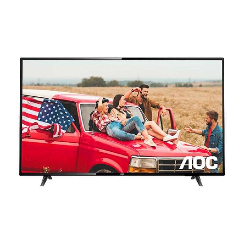 AOC 50U6195 50U6090 50型 4K HDR 聯網液晶顯示器 全新品 原廠保固 含運送 基本安裝