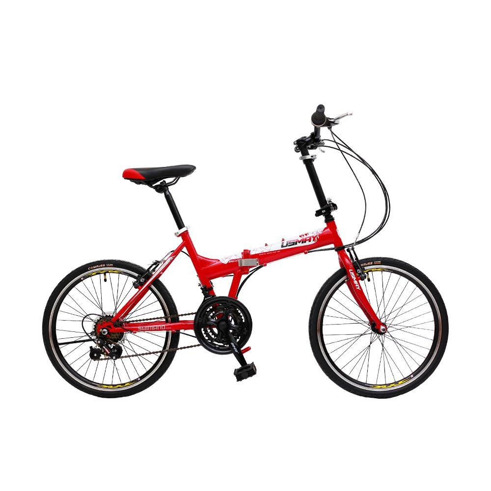 SPORTONE U22 20吋21速 451鋁合金CNC輪組折疊車腳踏車 最高CP值都會通勤小折 輕鬆折疊代步