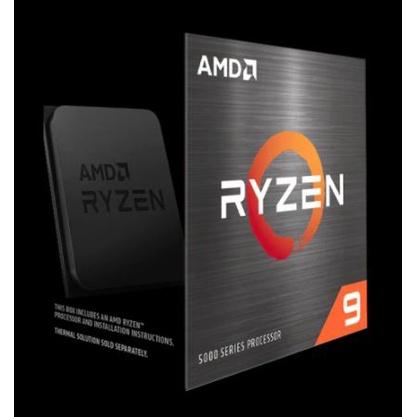 AMD Ryzen 9 -5900X 3.7GHz 12核心 (全新公司貨含稅附發票免運費)
