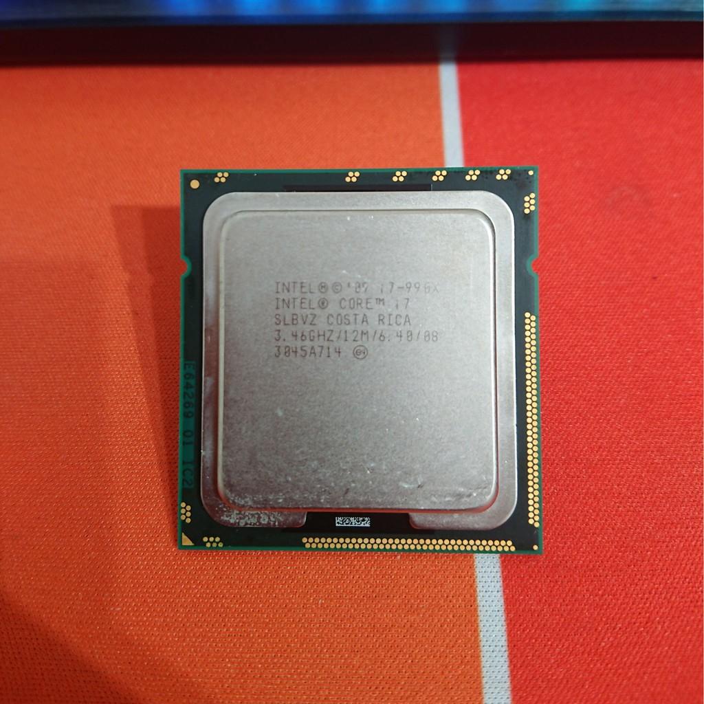 i7-990X 正式版 拆機散片