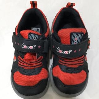 Carrot 男童二手鞋15號