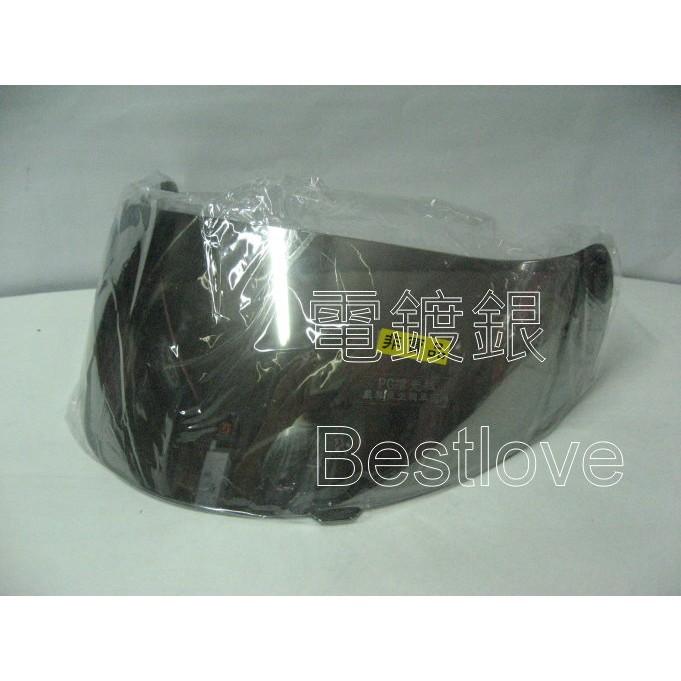 【M2R 官方商品】台中倉儲 M2R F2C OX-2 XR-3 F3 M3 電鍍鏡片 電鍍銀