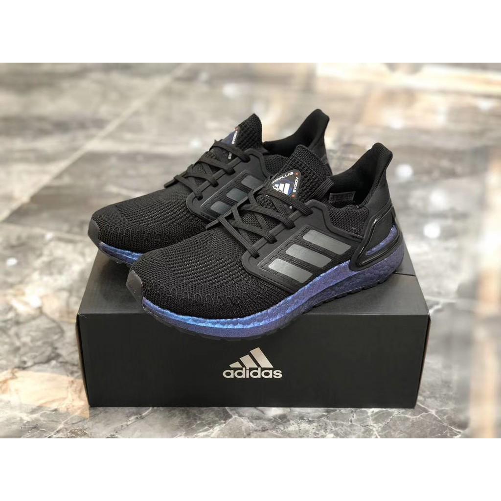 全新Adidas Ultra Boost 20 EG1341 黑紫