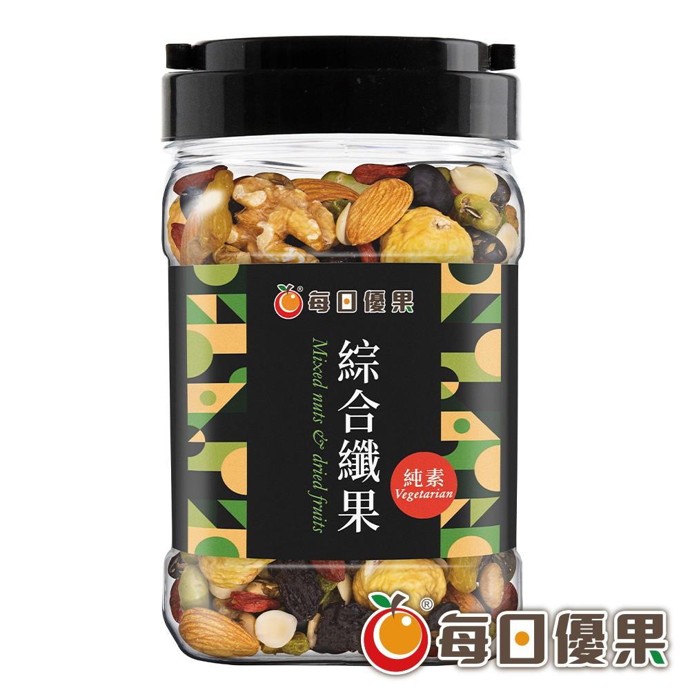 每日優果 罐裝綜合纖果400G