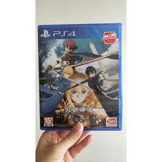 ★ I-Game★  PS4 《刀劍神域 彼岸遊境》全新中文一般版 新北市
