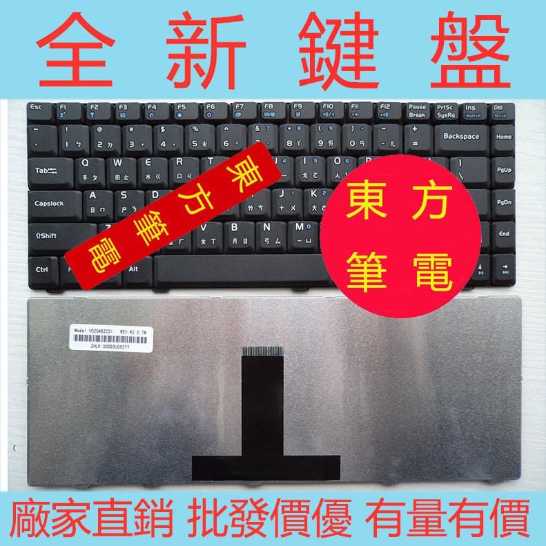 ASUS F83VF F83T X82S K41V X85S F80S X88 繁骵TW 中文CH 華碩 筆電鍵盤