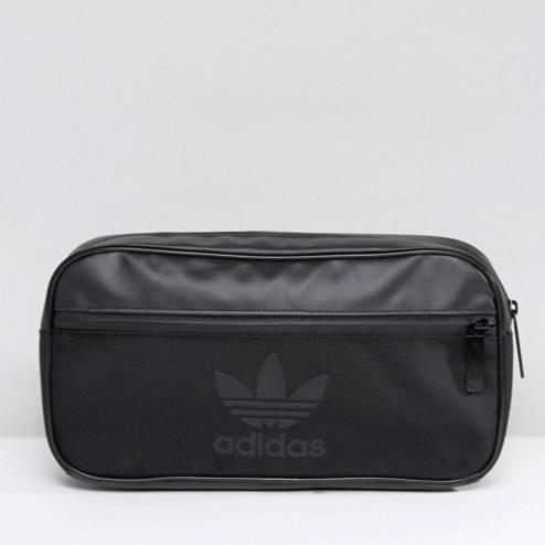 3c08f3d648 Footwear Corner 鞋角 Adidas Bucket Bag Small Black 迷你皮革水桶包 ...