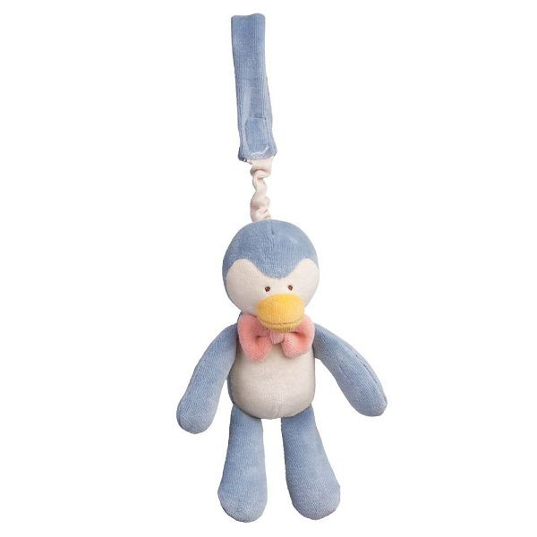 【麗兒采家】美國 miYim 推車吊掛娃娃~企鵝
