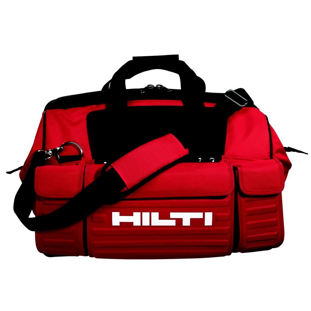 HILTI 原廠 有原廠貼保證 喜利得  喜得利 喜得釘  24吋 大 萬用 防水汙 耐摔 工具袋 工具箱 電動工具包