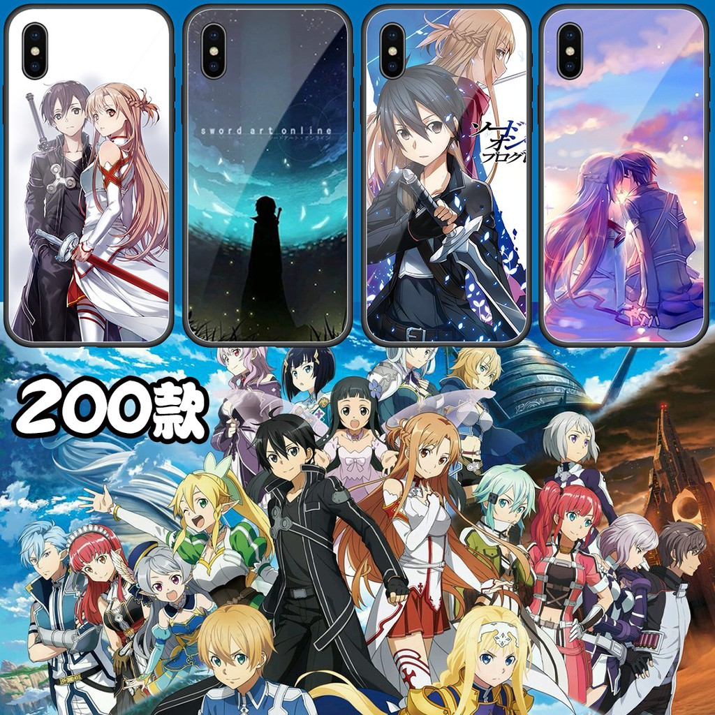 刀劍神域 手機殼 ASUS ZB602KL ZB633KL ROG3 ZenFone7 ZB631KL ZE552KL