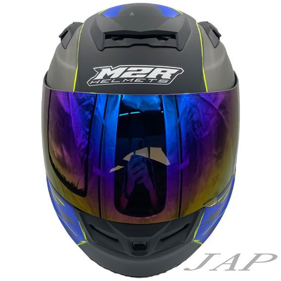 M2R F2C OX2 XR3 F3 M3 電五彩 專用原廠鏡片 全罩安全帽 F2-C
