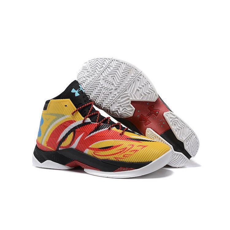 【W.S貿易】Under Armour安德瑪 UA Stephen Curry柯瑞2.5代戰靴壯志凌雲