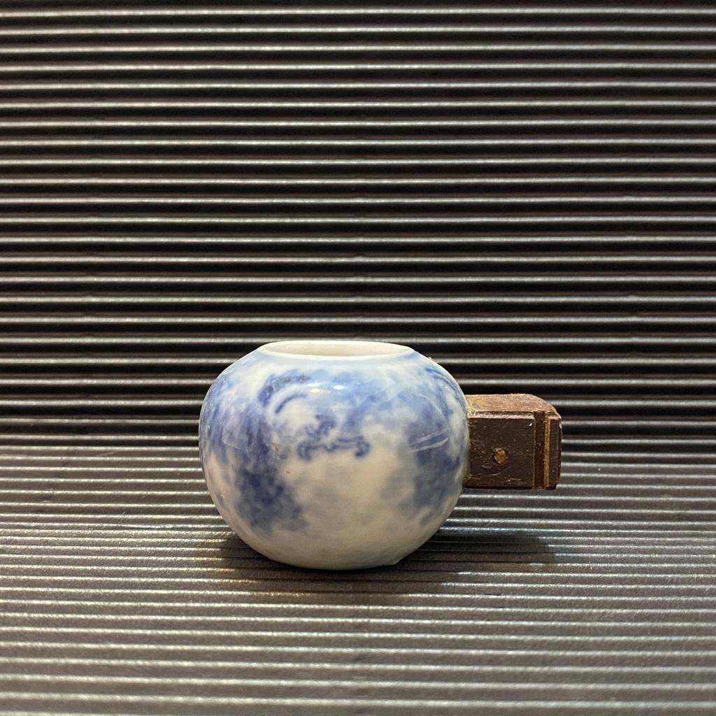 [ 小店 ] 小型鳥 飼料杯 適綠繡眼等 高約:2公分 材質:瓷 E9
