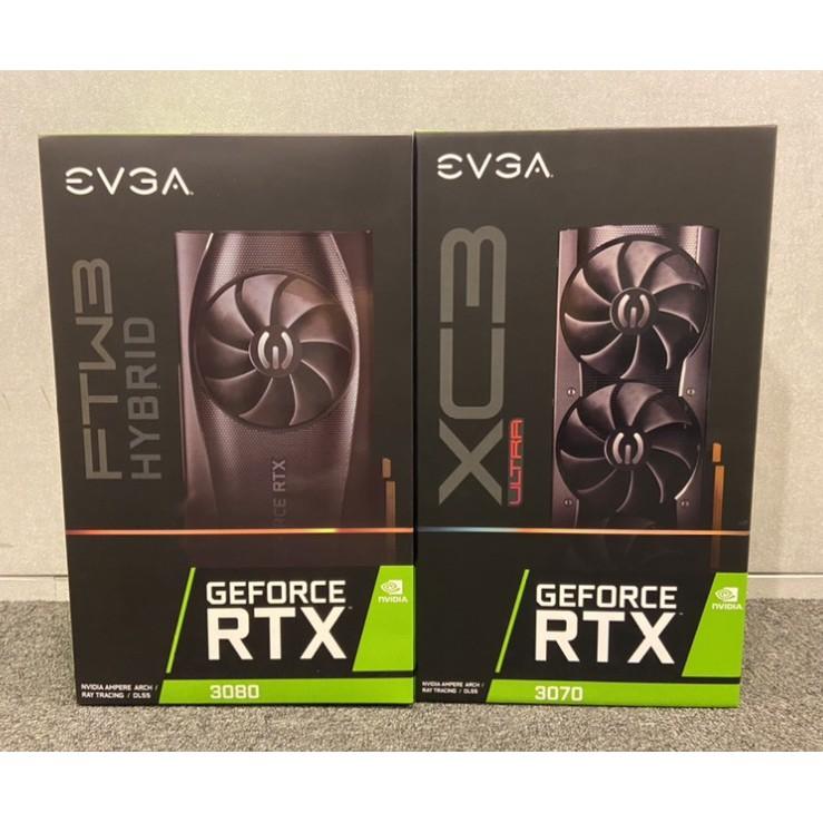 【全新未拆現貨】EVGA RTX3080 顯示卡 沒鎖算力
