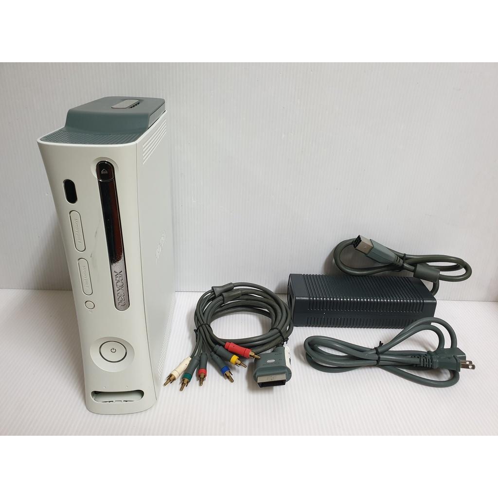 {哈帝電玩}~XBOX360 遊戲主機 16G硬碟 無改機 無拆修紀錄 無手把 附線材 少用 功能正常良好~