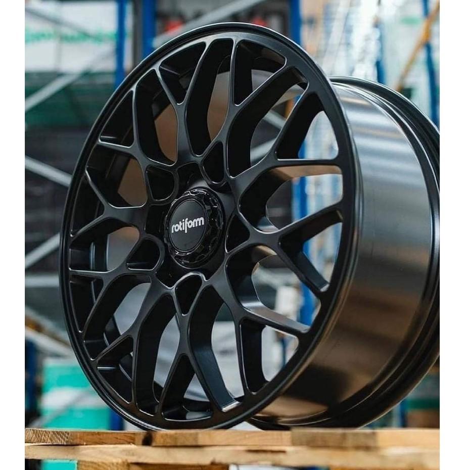 高雄人人輪胎 Rotiform SGN 19吋 20吋 鋁圈 5孔 120 108 112 114.3 前後配 客製5孔