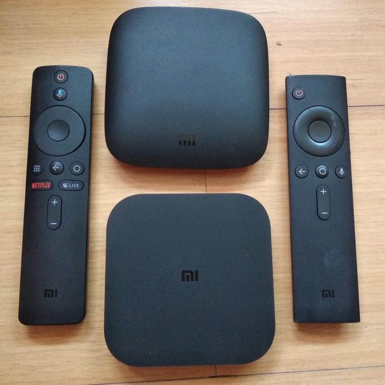 Android TV 小米盒子S國際版 小米盒子國際版 繁體中文