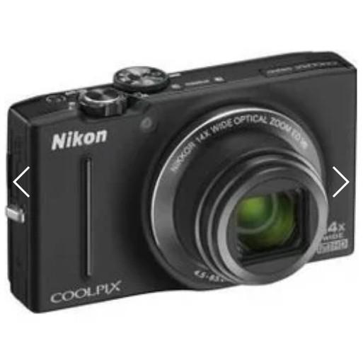 二 手 Nikon S8200 數位相機 取代 S2800 S2900 W620