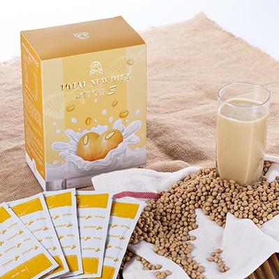 新健又麗-S-豆奶  28包/盒  買十盒送一盒  再送耐熱杯一個