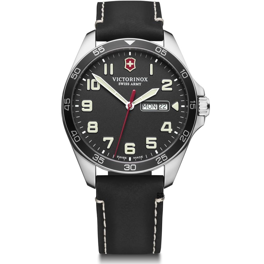 VICTORINOX 瑞士維氏 SWISS ARMY 時尚手錶 VISA-241846