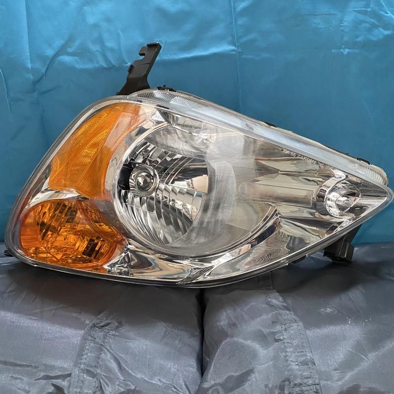 本田 HONDA CR-V 二代 03 04 CRV 2代 原廠型 晶鑽大燈(TYC製) CRV大燈 一邊售價 全新
