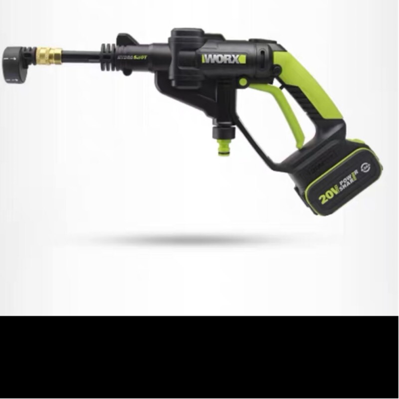 【喜樂喜修繕工具】免運費 WORX威克士 WU629.2 20V 高壓水槍